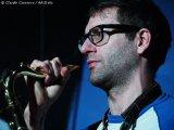 Scott Rosenberg - sopranino sax. foto:Claudio Casanova